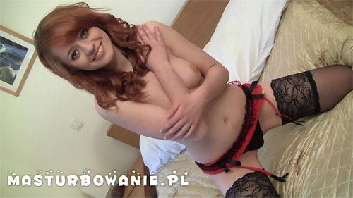 Pamela na masturbowanie.pl