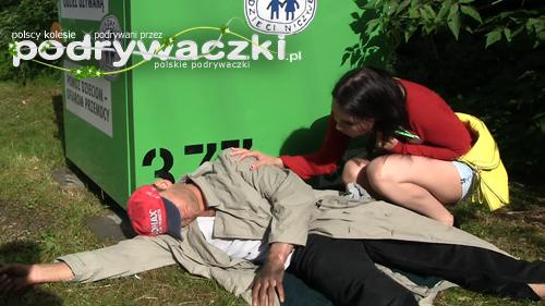 Bezdomny na podrywaczki.pl